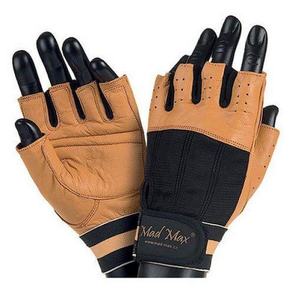 Перчатки Classic MFG 248, MadMax N.Brown-Black