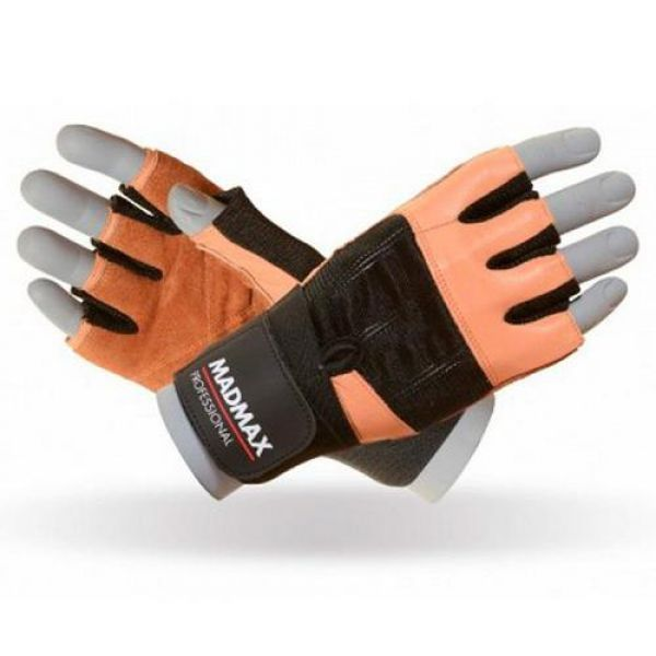Перчатки Classic MFG 269, MadMax N.Brown-Black