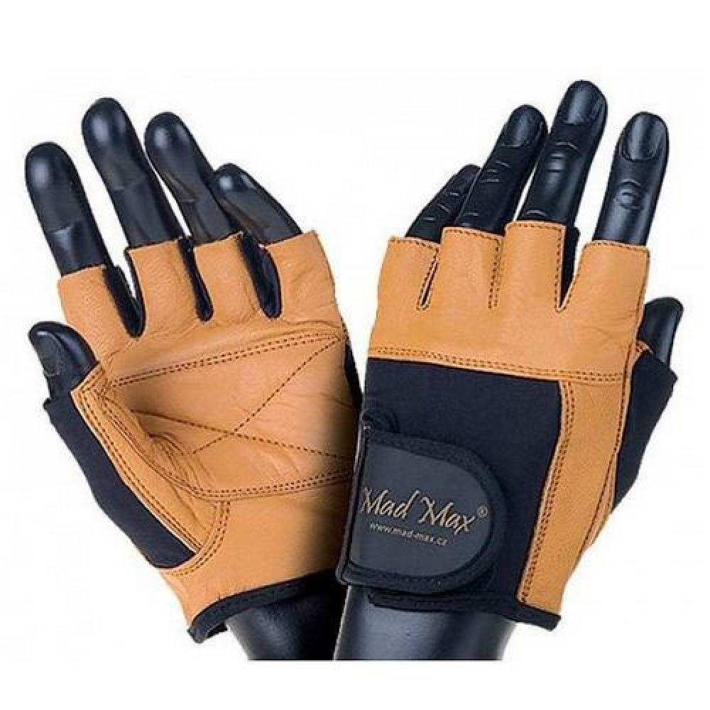 Перчатки Classic MFG 444, MadMax N.Brown-Black