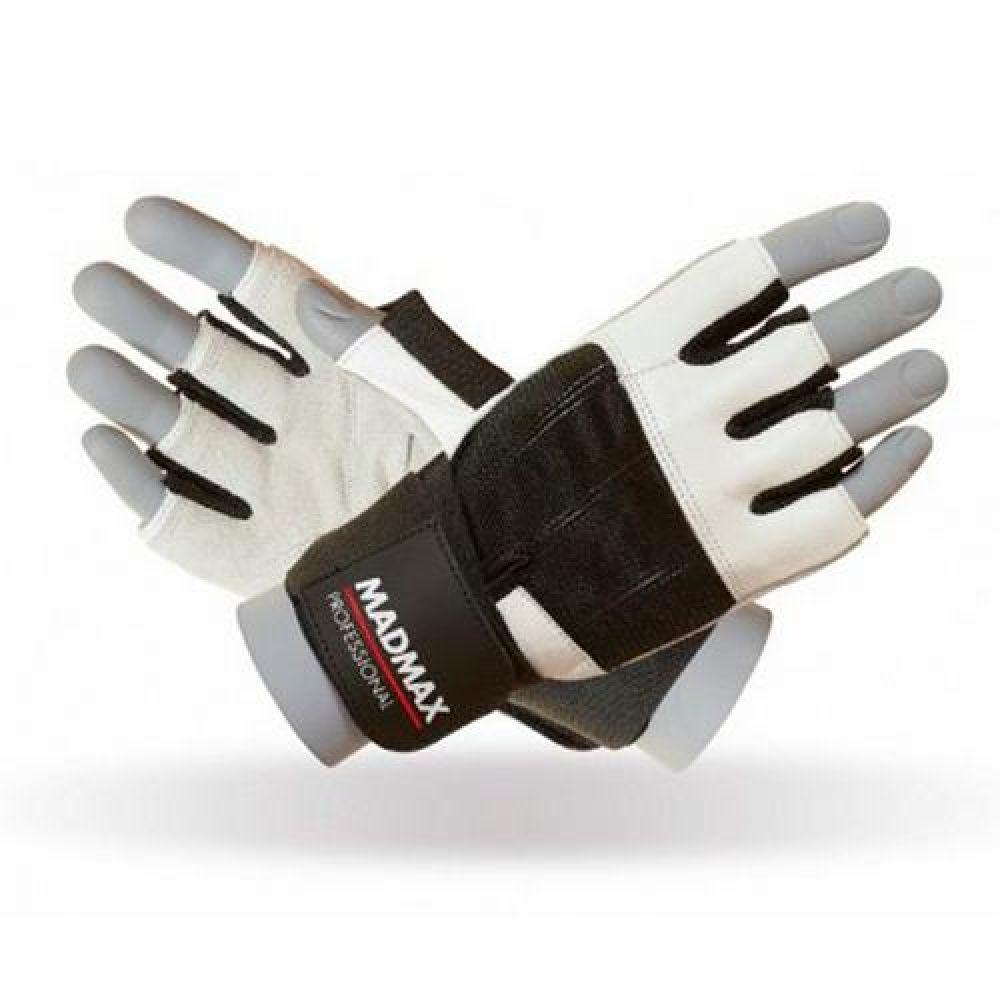 Перчатки Classic MFG 444, MadMax White-Black