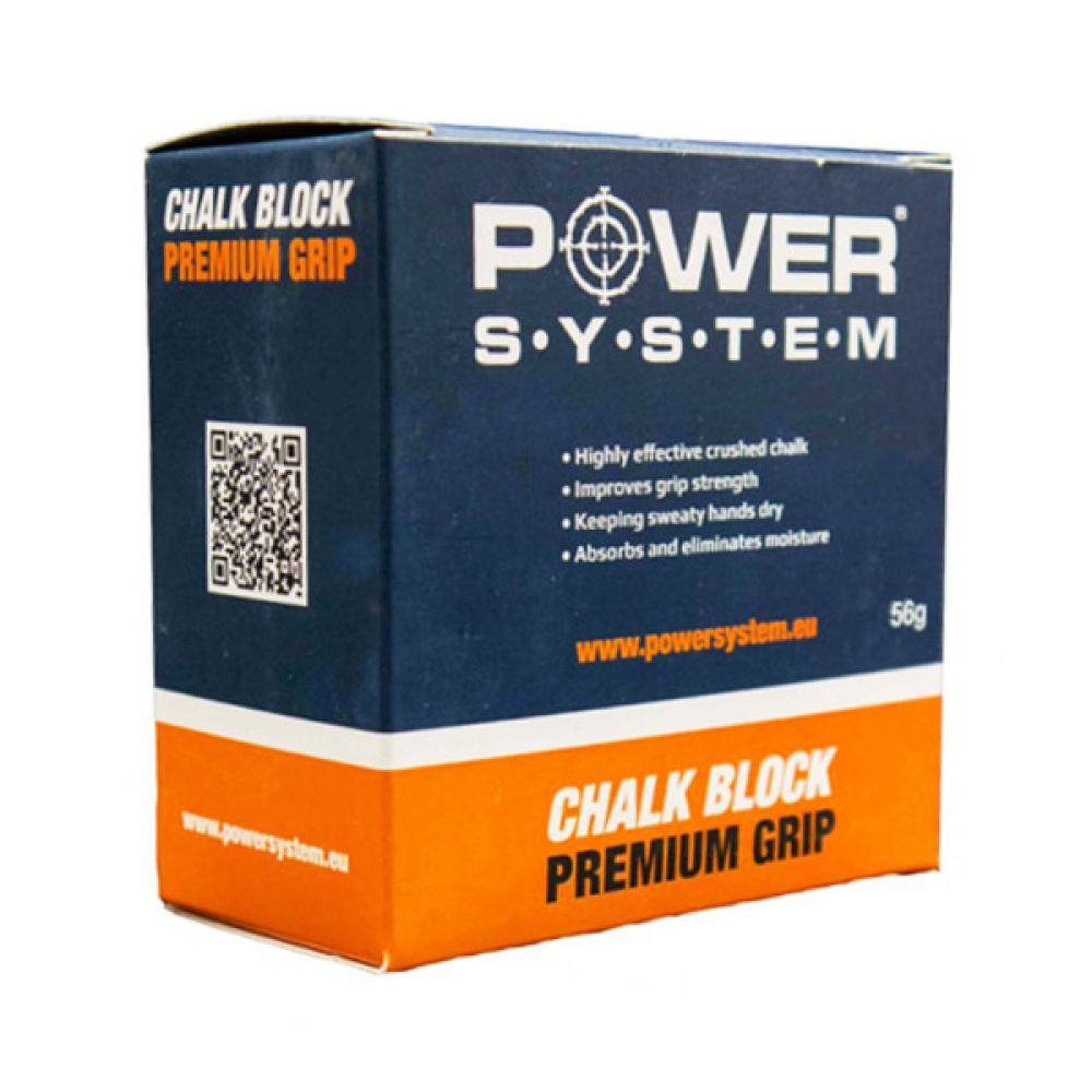Магнезия Chalk Block 56g, Power System
