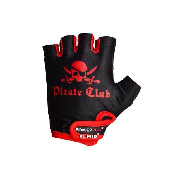 Перчатки Bike Gloves, Power Play Red/Black