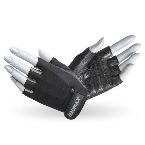 Перчатки Rainbow MFG 251, MadMax Black-Mid grey