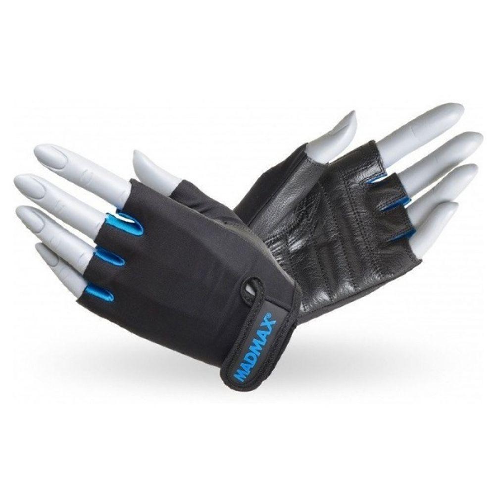 Перчатки Rainbow MFG 251, MadMax Black-Turquoise
