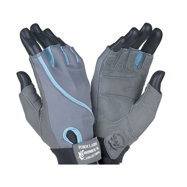Перчатки Womens Collection MFG 904 Blue, Form Labs