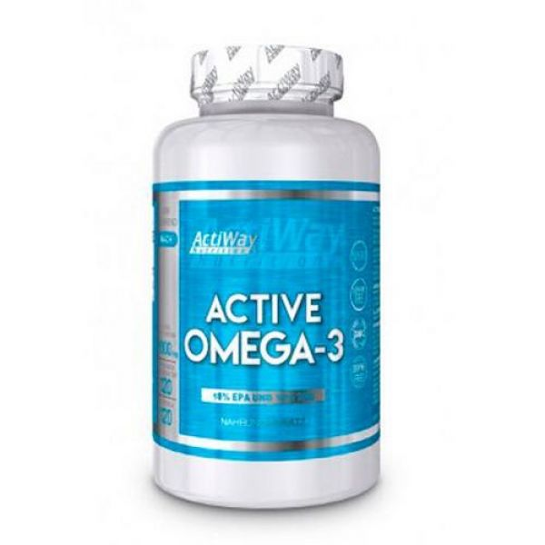 Active Omega-3 120caps, ActiWay