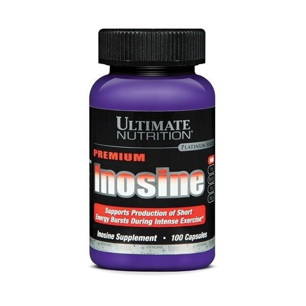 Inosine 500mg 100caps, Ultimate Nutrition