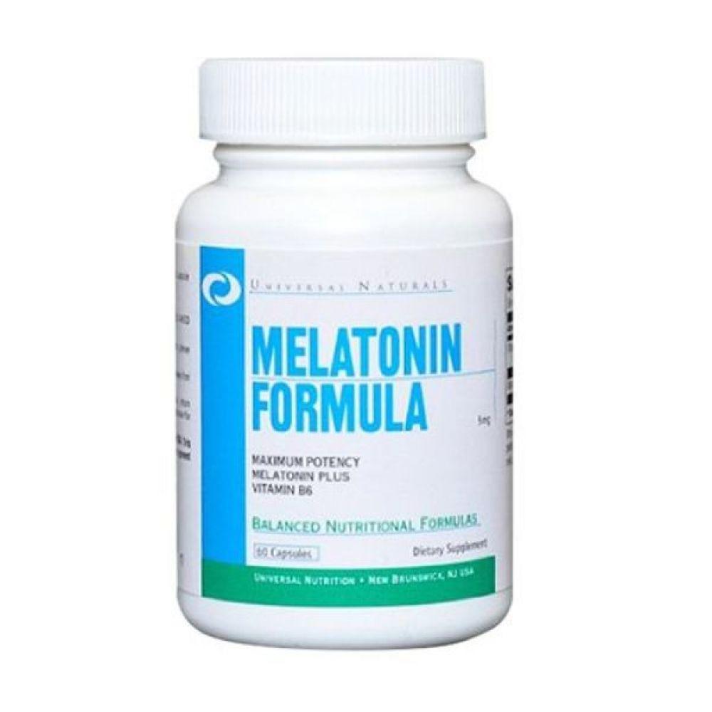 Melatonin 60caps, Universal Nutrition