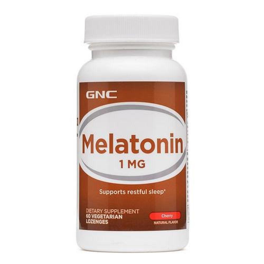 Melatonin-1 60caps, GNC