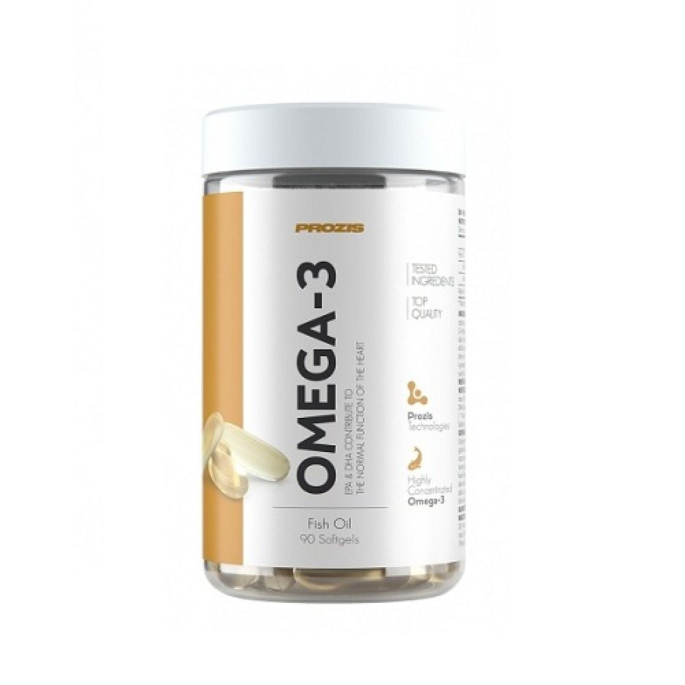 Omega 3 90 softgels, Prozis