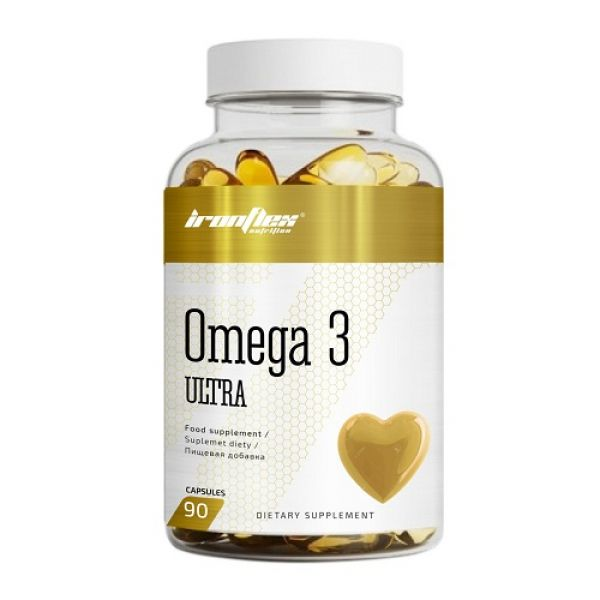 Omega 3 Ultra 90caps, IronFlex