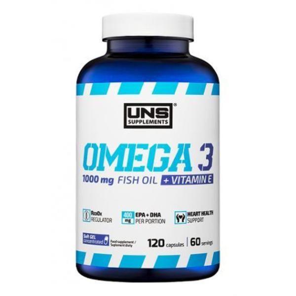 Omega 3 120caps, UNS