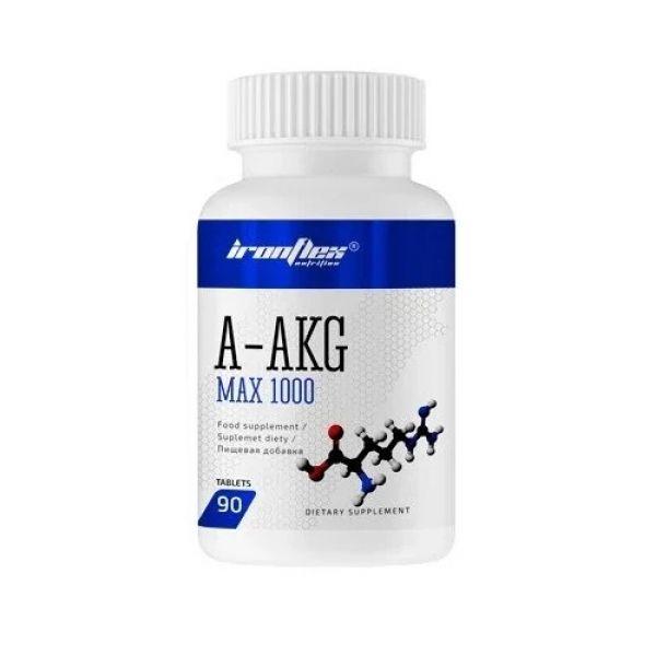 A-AKG Max 1000 90 Tab, IronFlex