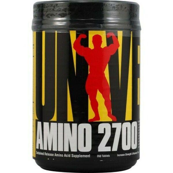 AMINO 2700 350tab, Universal Nutrition