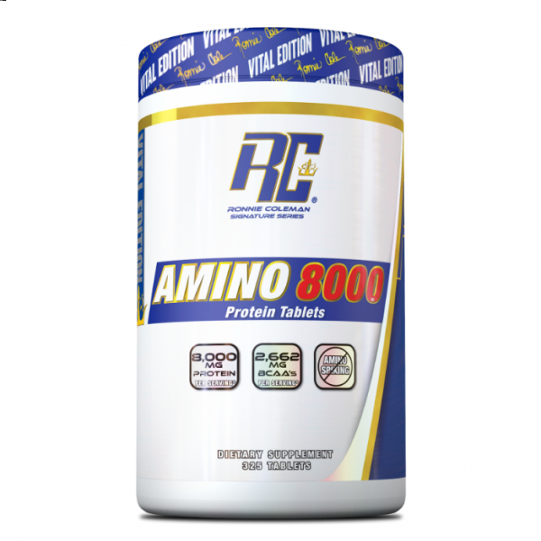 Amino 8000 320 Tabs, Ronnie Coleman