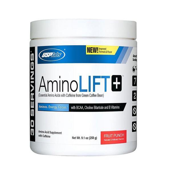 AminoLIFT+ 258g, USP Labs