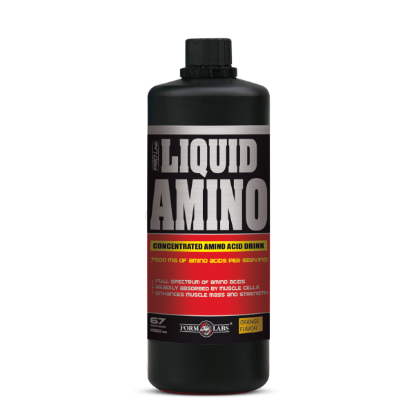 Amino Liquid 1000ml, Form Labs