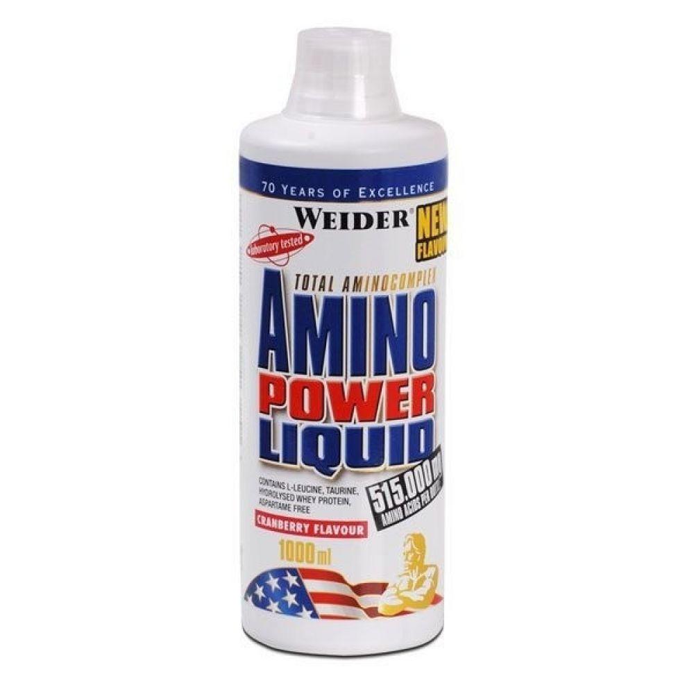 Amino Power Liquid 1000ml, Weider