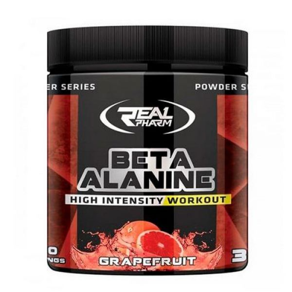 Beta Alanine 1100mg 150caps, Real Pharm