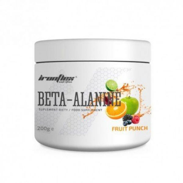 Beta Alanine 200g, IronFlex
