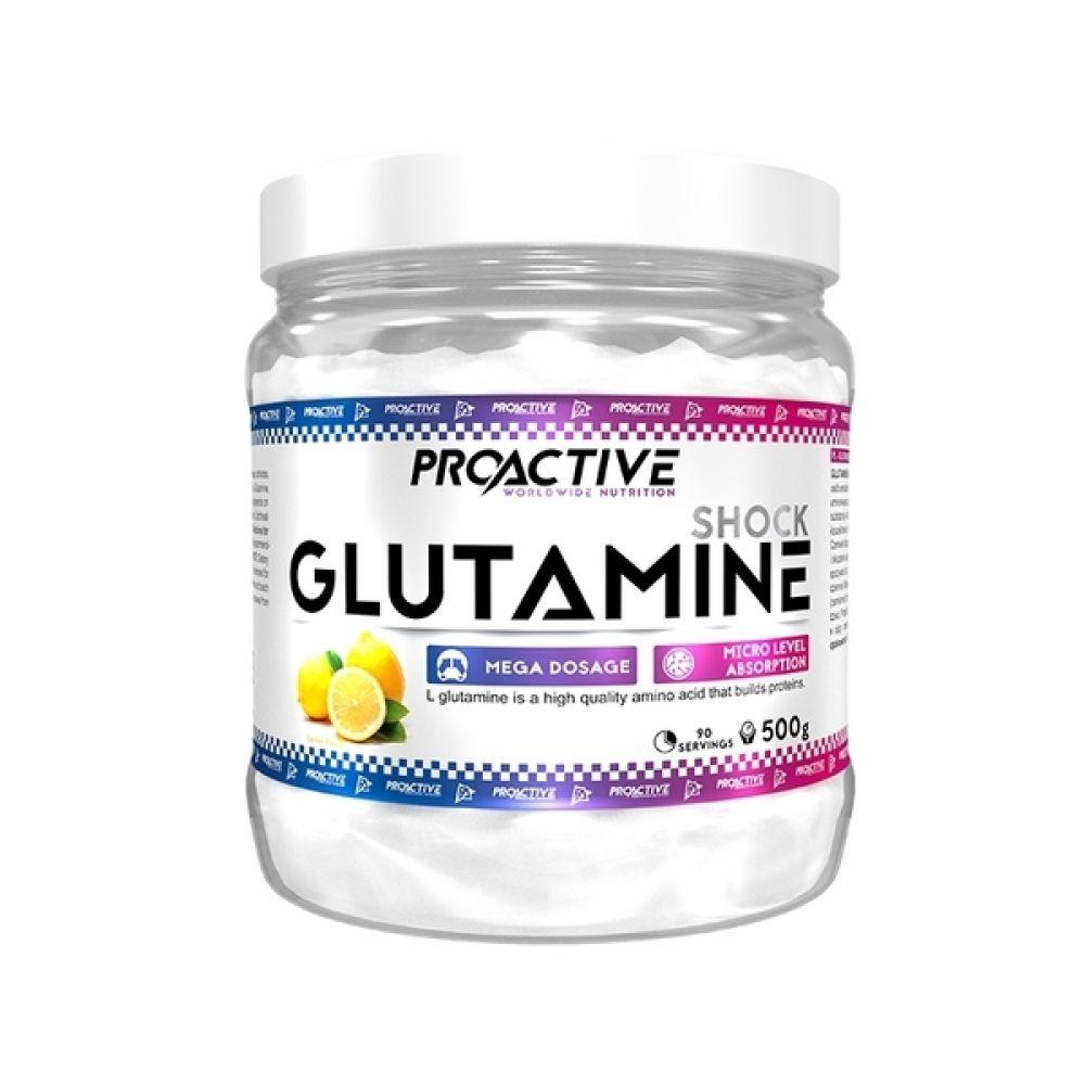 Glutamine 500g, ProActive