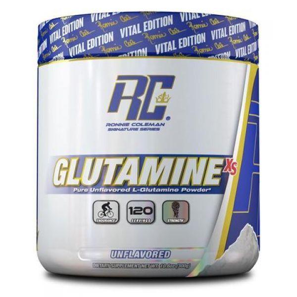 Glutamine XS 300g, Ronnie Coleman