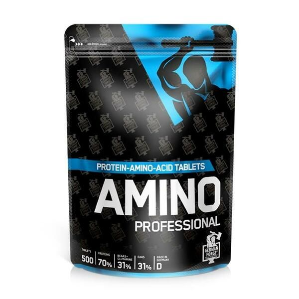 Ironmaxx Professional Amino 500tab, German Forge