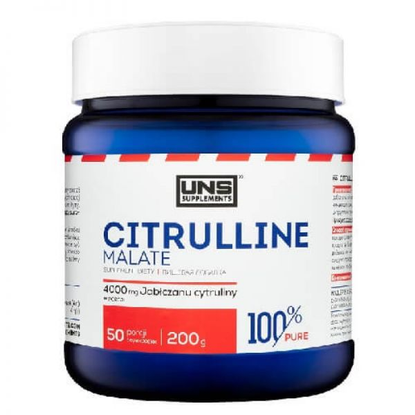 Citrulline Malate 200g, UNS