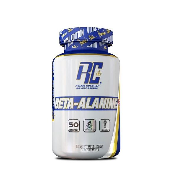 Beta-Alanine XS 100 Caps, Ronnie Coleman
