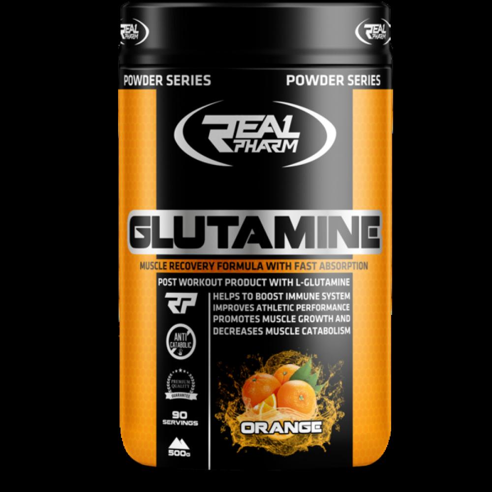 Glutamine 500g, Real pharm