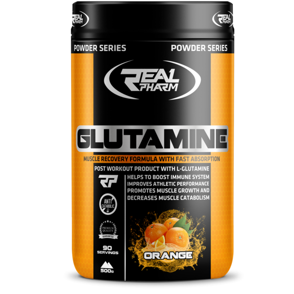 Glutamine 500g, Real pharm