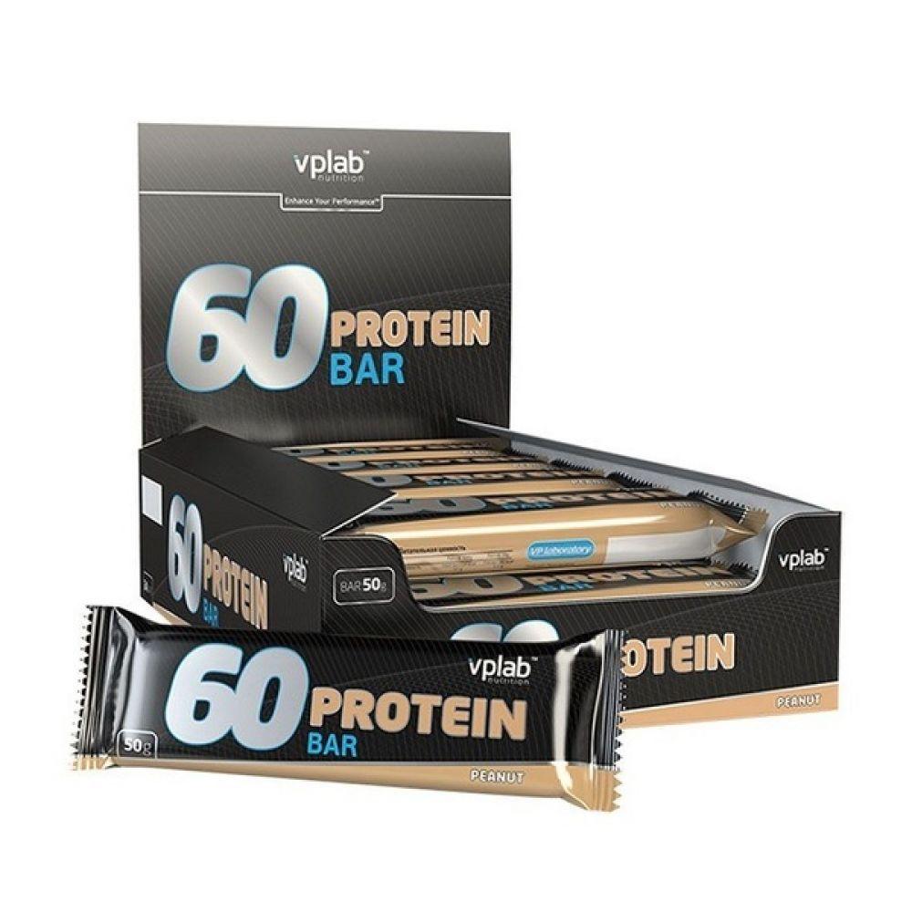 60% Protein Bar 50g, VP Labs