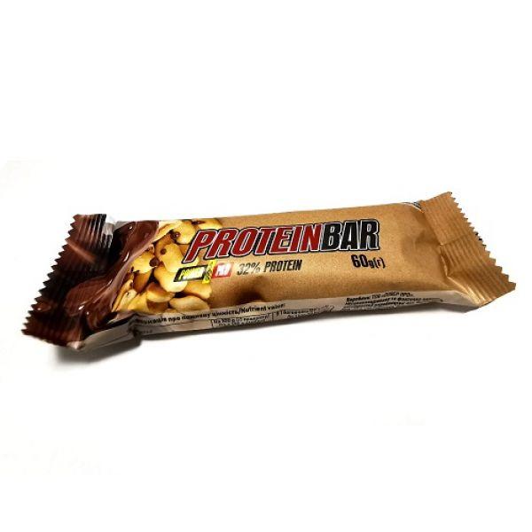 Батончик Protein Bar 32% 60g, PowerPro