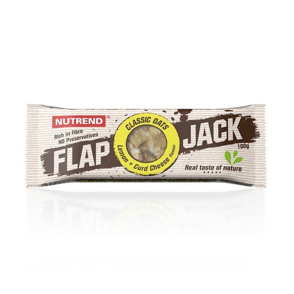 Flap Jack bar 100g, Nutrend