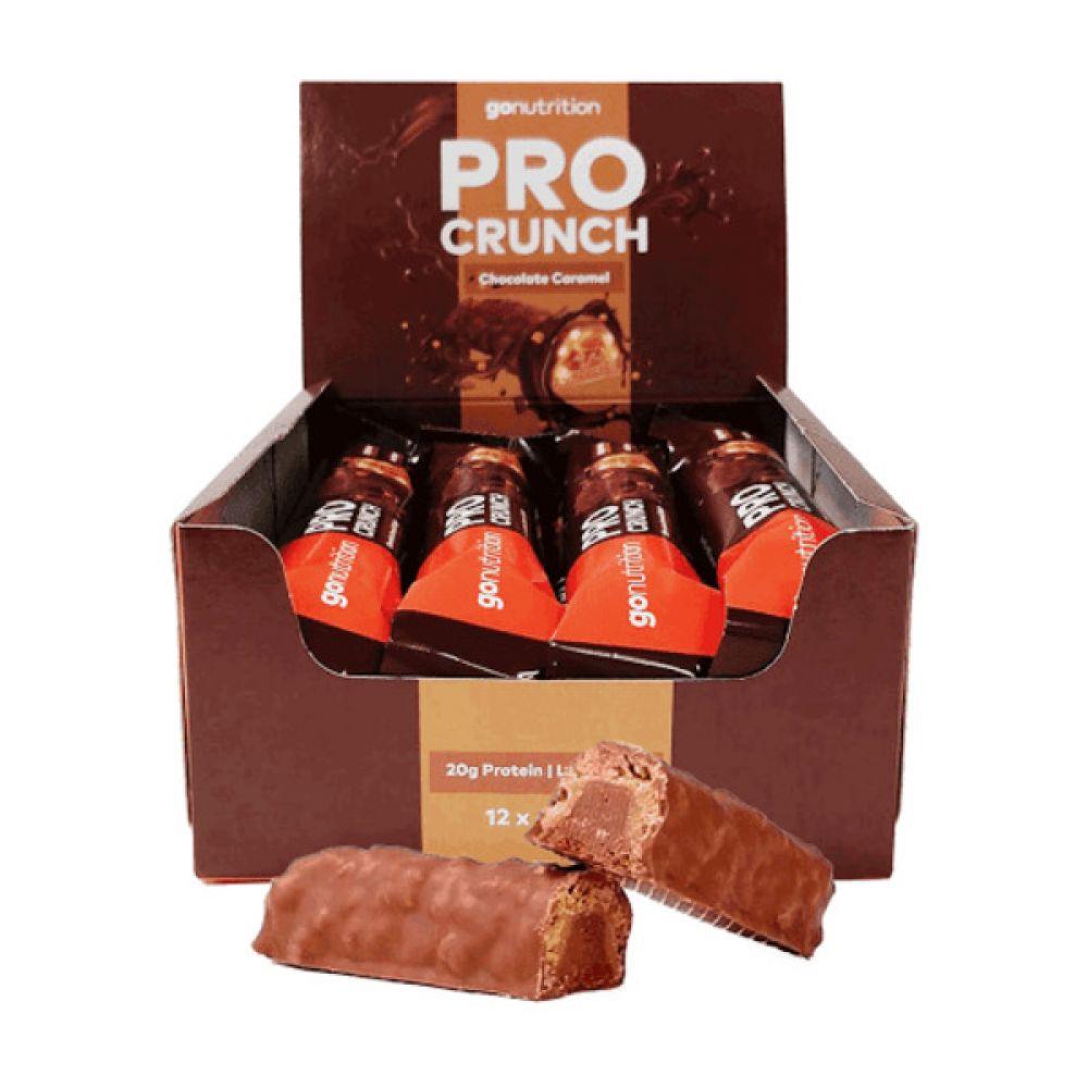 PRO-Crunch BAR 64g, Go Nutrition
