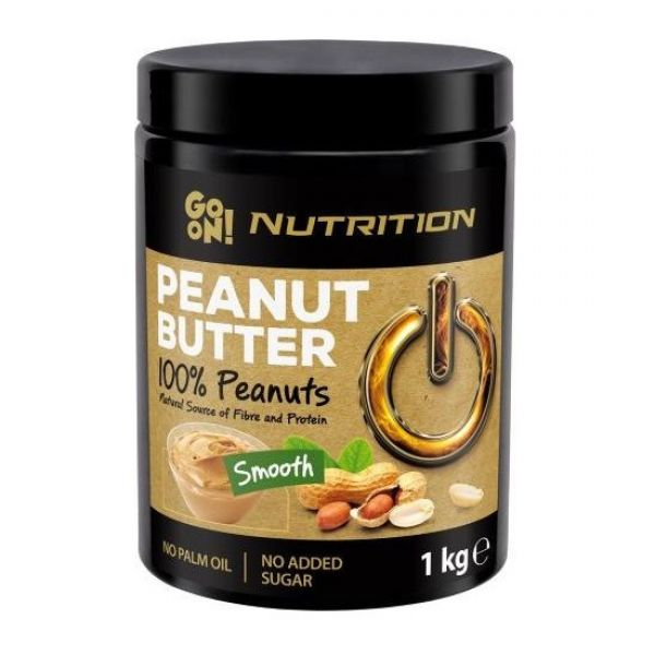 Peanut Butter 1000g, Go On Nutrition