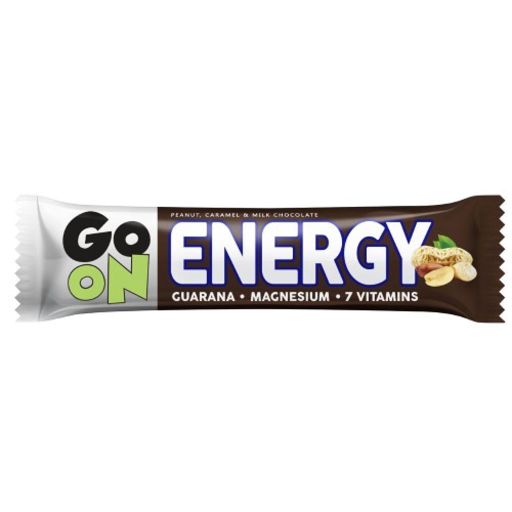 Protein Bar Energy 50g, Go On