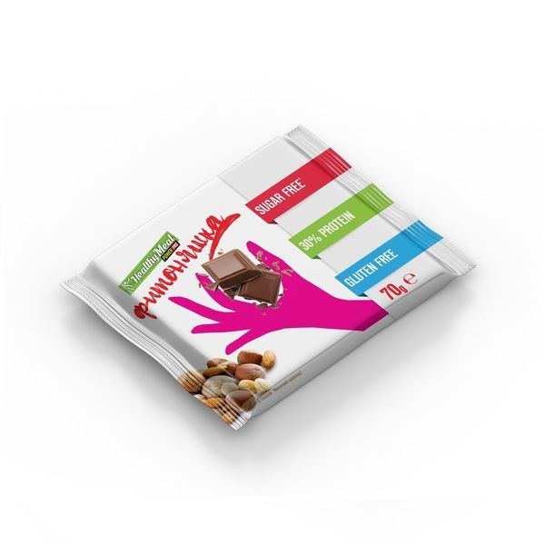 Шоколадка 70г, PowerPro