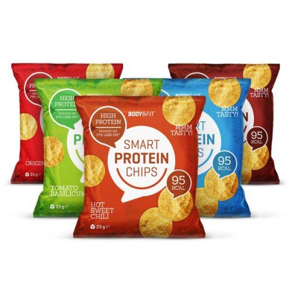Smart Protein Chips 23g, BodyFit