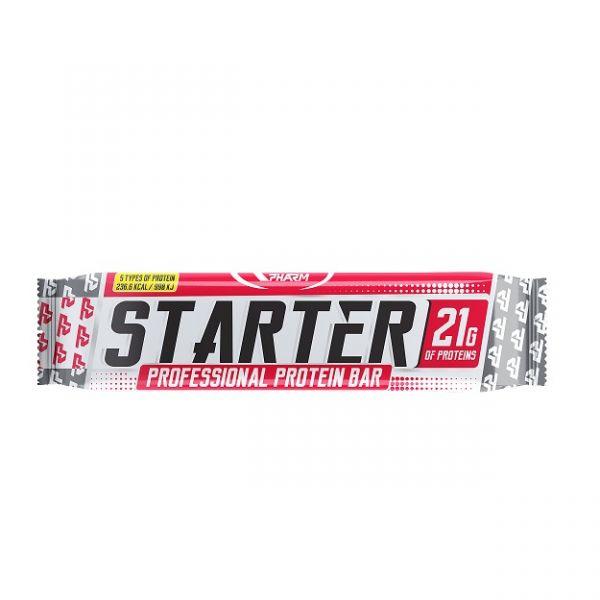 Starter Protein Bar 60g, Real Pharm