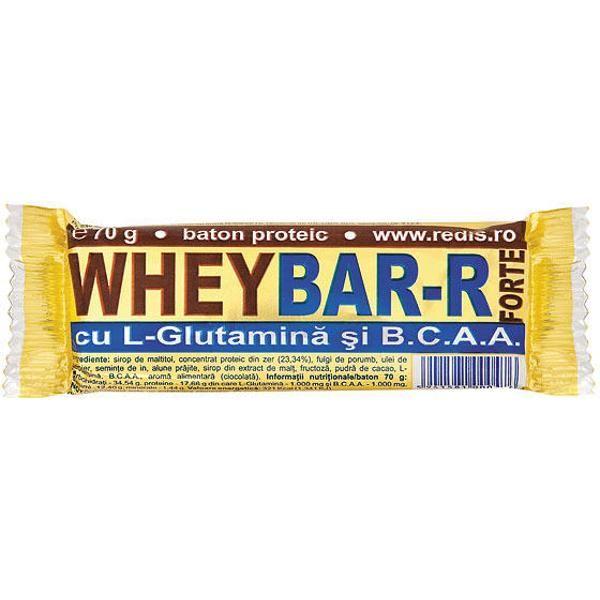 Wheybar R 70g, Redis