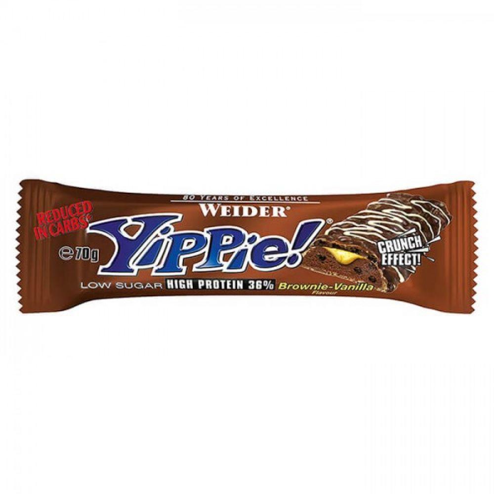 Yippie bar 45g, Weider