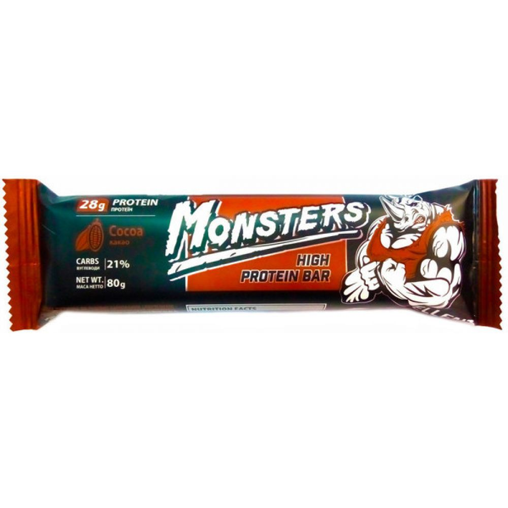 Батончик Monstersa 80g, Monsters