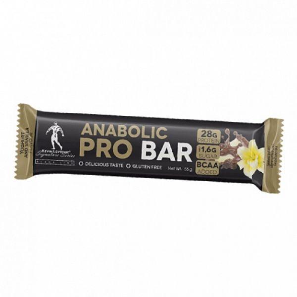 Anabolic Pro Bar 55g, Kevin Levrone