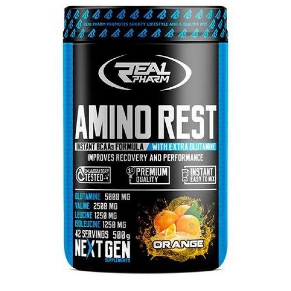 Amino Rest 500g, Real Pharm
