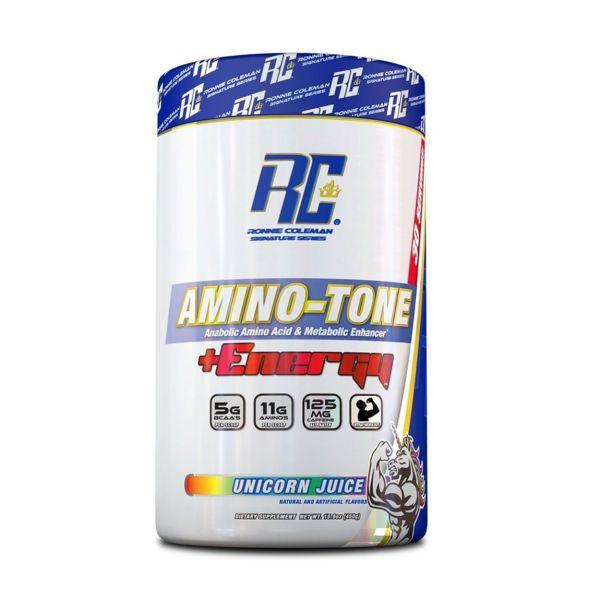 Amino-Tone + Energy 450g, Ronnie Coleman
