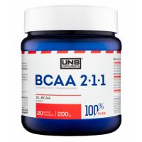 BCAA 2-1-1 Instant 200g, UNS