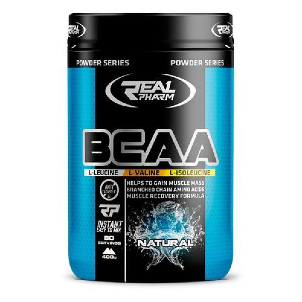 BCAA Instant 400g, Real Pharm