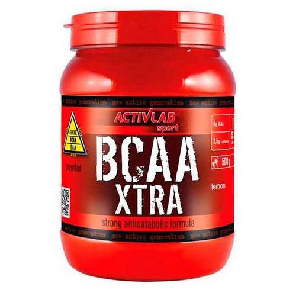 BCAA Xtra 500g, Activlab
