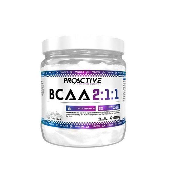 BCAA 2:1:1 400g, ProActive